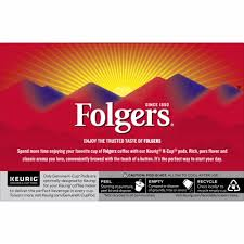 Outside the u.s., half and half might also refer to something that doesn't have anything to do with milk or cream. City Market Folgers Half Caff Coffee K Cup Pods 12 Count 3 88 Oz