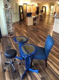 Optometry Office Design Amazing Awesome Eyeglassshaped Table Made For Optical Shop In Minnesota