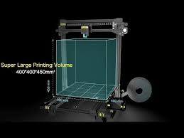 ANYCUBIC Chiron: Exciting Features and <b>Larger</b> Build <b>size 3d Printer</b>