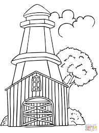 Small Picture Sweden Lighthouse coloring page Free Printable Coloring Pages
