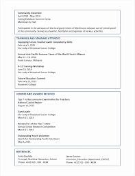 The Google Resume New Best Resume Templates In Google Docs Radio