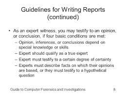 Expert witness reports for Building Surveyors   Key aspects Related posts  How to Draft Your First Expert Witness Report