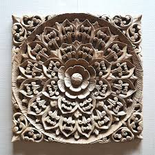 carved wood wall decor wall hanging a teak sculpture carved wooden decorative wall panel