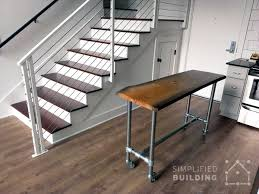 Diy kitchen island Cheap Rolling Kitchen Island With Live Edge Top Simplified Building Diy Rolling Kitchen Island With Live Edge Table Top Simplified