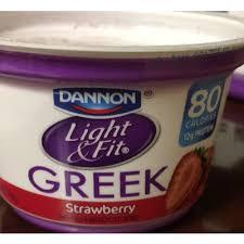 greek yogurt strawberry