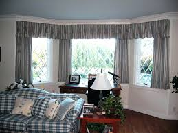 bay window shades and blinds chrome curtain pole hanging curtains gallery  images of the popular designs . bay window shades and blinds interior  treatments ...