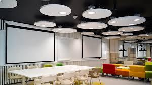 Lighting Design 2018 Fluctuating Led Office Lights Offer Workers Caffeine Like
