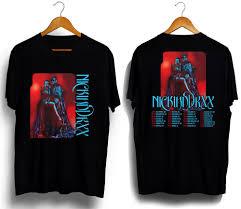 Dc Shoes T Shirt Size Chart Nicki Minaj Nickihndrxx Tour Dates 2018 T Shirt Size M 3xl