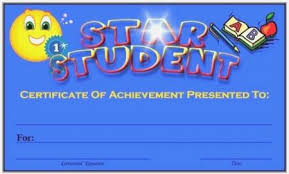 Achievement Awards For Elementary Students Top Monster Printable Awards For Students Paigehohlt