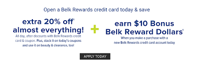 This is simple 'online valid credit card generator and validator tool' which help you generate a valid credit card numbers with full security details. Belk Credit Card Rewards Benefits Belk