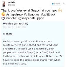 Snapchat users heartbroken when their 'Snapstreaks' end | Daily Mail ...