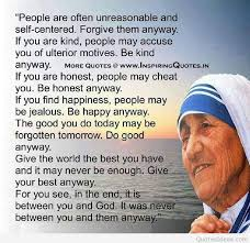Mother Teresa Quotes Extraordinary Best Mother Teresa Quotes Sayings With Pics Images