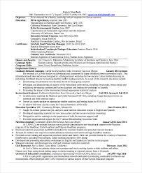 40 Nutritionist Resume Templates PDF DOC Free Premium Templates Interesting Dietitian Resume