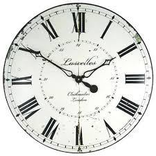 Small Picture Splendid Wall Clocks For Kitchen 48 Wall Clocks For Kitchen
