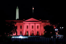Red Lights White House Theres A Mouse In The White House Classic Rock 92 9 Kism