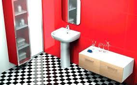 red bathroom rug red black and white bathroom red black and white bathroom red bathroom fan