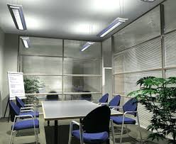 good office lighting. good plants for office lighting small meeting room design with hanging led lamp fixtures rectangle table and brown chairs plus i