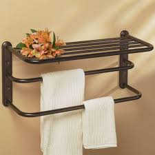 wood towel rack with hooks. Bathroom:Rustic Bathroom Towel Rack Shelves Shelf With Hooks Bath Wood Shabby Chic Accessories For .