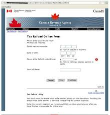 Samples ca Of Refund Forms Online Fraudulent Canada -