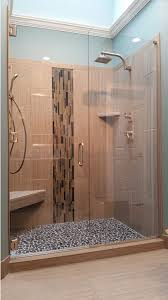 3 core types of glass shower doors