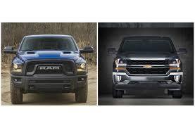 2017 Ram 1500 vs. 2017 Chevrolet Silverado 1500   U.S. News & World ...