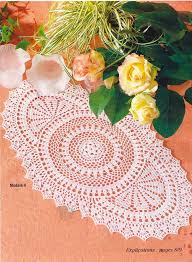 Oval Crochet Doily Patterns Free Classy Free Oval Crochet Doily Pattern Archives ⋆ Crochet Kingdom 48 Free