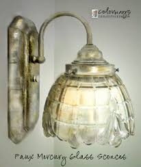 mercury glass lighting fixtures. mercury glass light lighting fixtures e