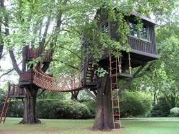treehouses for kids. Treehouse Ideas For Kids Treehouses 6