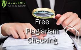 plagiarism checking service  plagiarism report every order