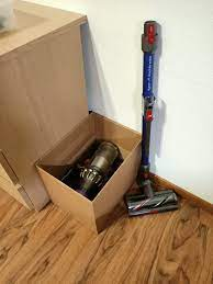 Used my brand new Dyson V11 Absolute… - Linus Tech Tips