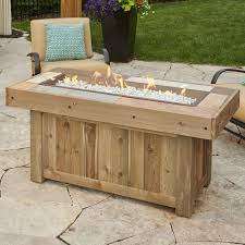 Outdoor Furniture With Gas Fire Pit