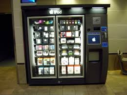Ipod Vending Machine Locations Mesmerizing IPod Any One Much Of A Muchness