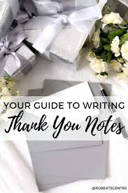 wedding gifts your gift thank you notes should be handwritten and e across as warm personal