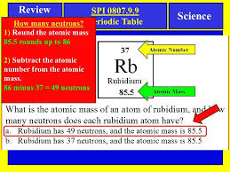 periodic table w atomic number copy with mass fresh 5
