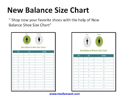 New Balance Size Chart Mens Buy Your Favorite Shoes By Using Shoe Size Conversion Chart