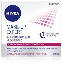 Nivea Make-Up Expert: 2в1 <b>увлажняющий</b> крем-<b>флюид для</b> лица ...