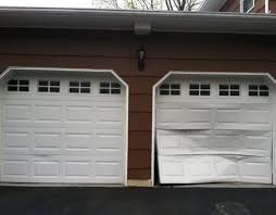 garage door repair vs replace