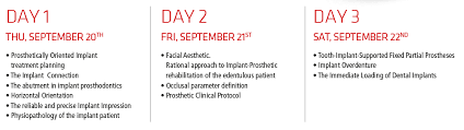 Abutment Definition Focus On Implant Prosthodontics 3 Days Course Full Immersion