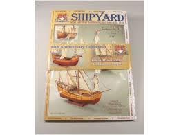 Набор <b>сборных картонных моделей Shipyard</b> Великие открытия ...
