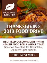 Food Drive Posters Thanksgiving Food Drive Poster Template