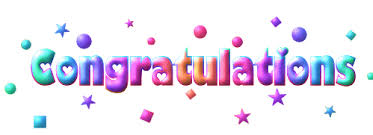 Word For Congratulations Pin On Congratulation