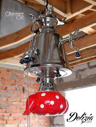 country cottage lighting ideas. 60ies Teapot Chandelier Delizia Recycled LampRepurposedCreative ProductsCountry CottagesCat ArtLighting IdeasTea Country Cottage Lighting Ideas
