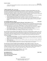 Department Store Manager Resumes Retail Merchandiser Resume Sample Retail Store Manager Resume Salary