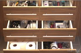 Organizing Drawers Magnificent Organizing With Style 60 Tips For Organizing Bathroom Drawers Blue
