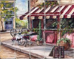 French Bistro Decor Cafe Bistro Paintings Images Reverse Search