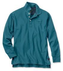 Orvis Mens Size Chart Long Sleeve Polo Shirt For Men Orvis