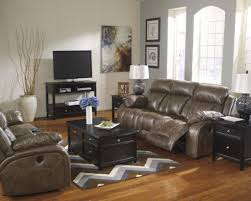 Ideas Reclining Sofa Set And Coffee Table Set By Ashley Furniture