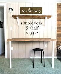 diy floating desk floating desk simple wall desk shelf brackets for under floating desk diy floating