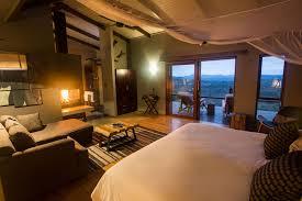 Safari Bedroom Luxury Safari Lodge In Hluhluwe Imfolozi Rhino Ridge Safari