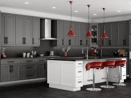 Kitchen: Gray Kitchens Lovely  Kitchen Cabinet Stunning Grey Kitchen Cabinets  Gray Kitchen - Lovely